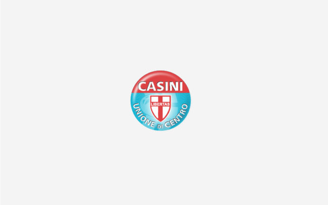Casini logo UDC