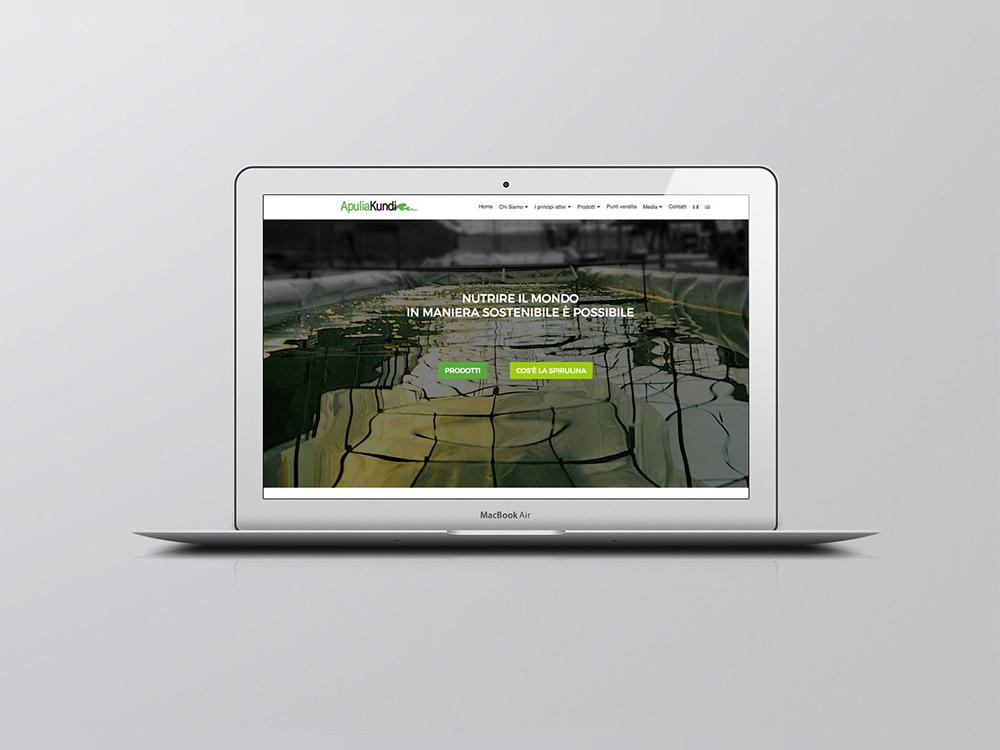 Apuliakundi spirulina website