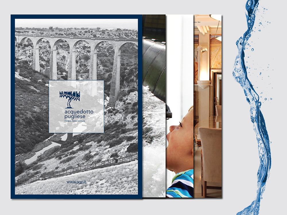 Acquedotto Pugliese brochure istituzionale