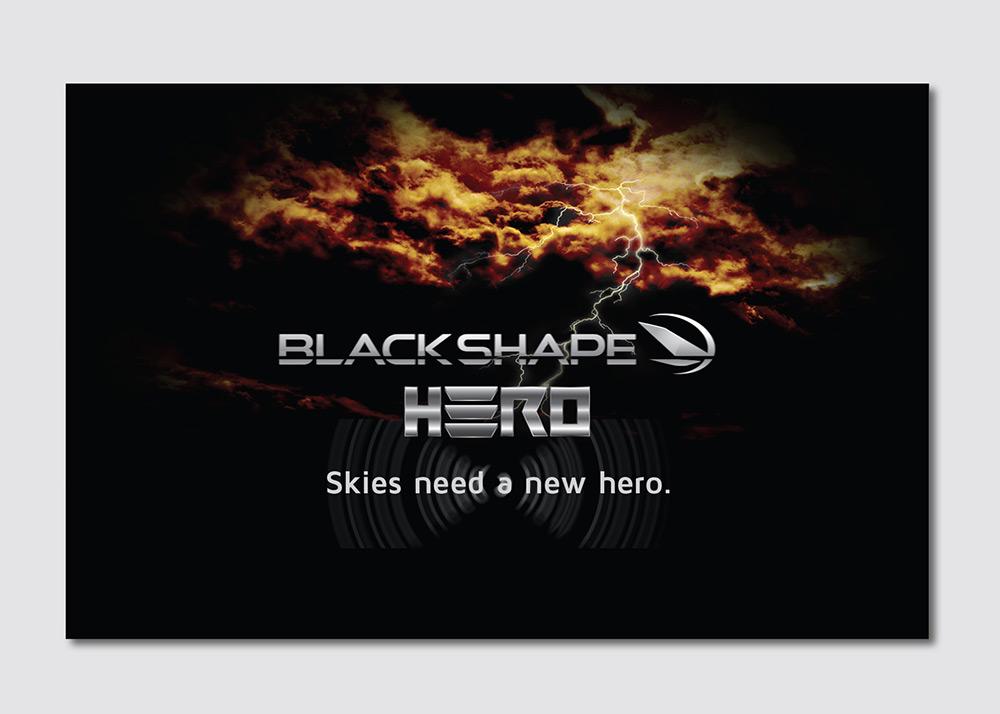 Blackshape teaser lancio nuovo aereo