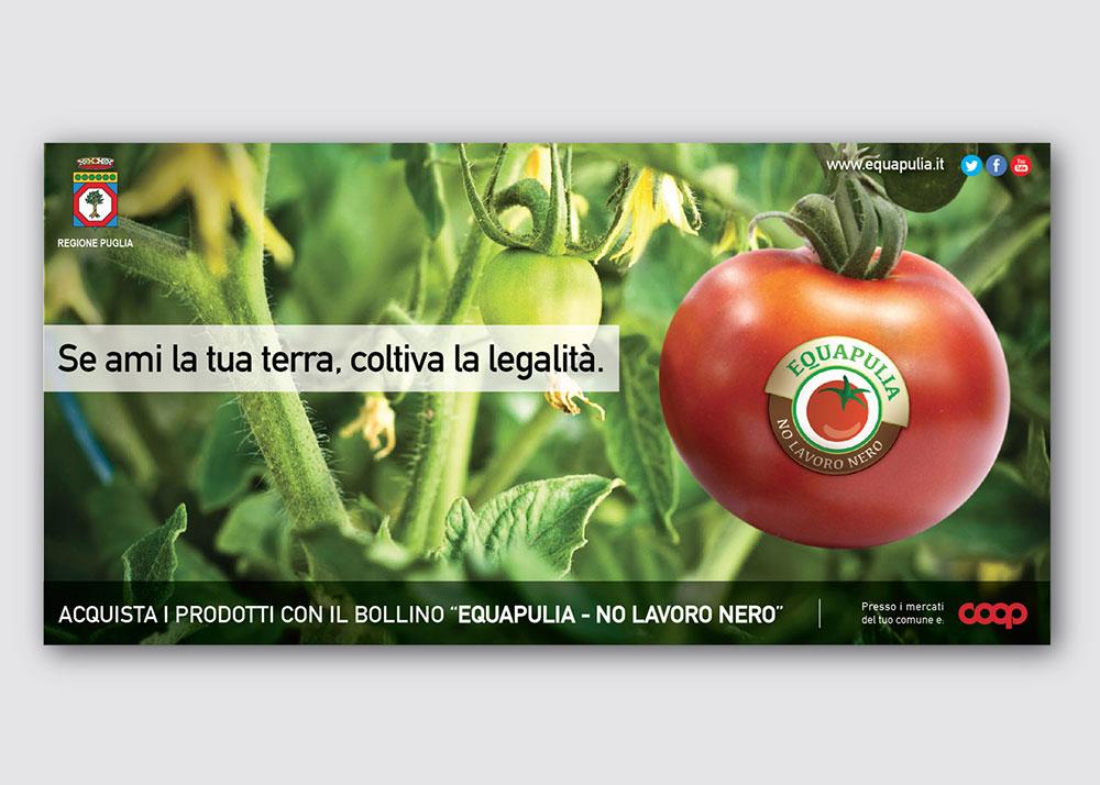 Equapulia certificazione etica pomodori