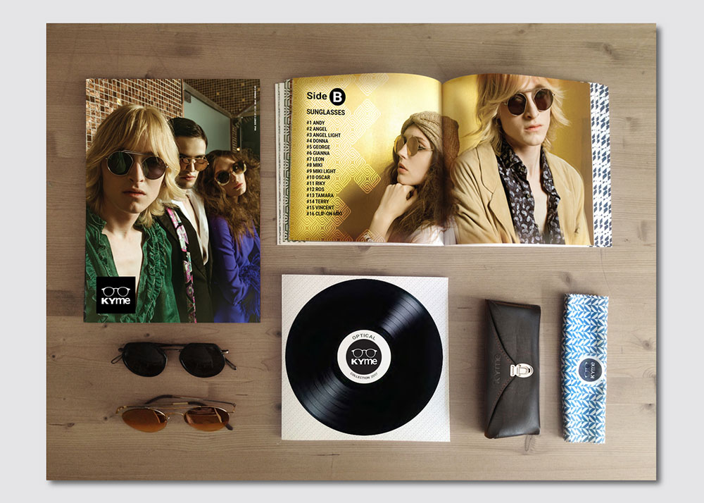 Kyme catalogo occhiali da sole