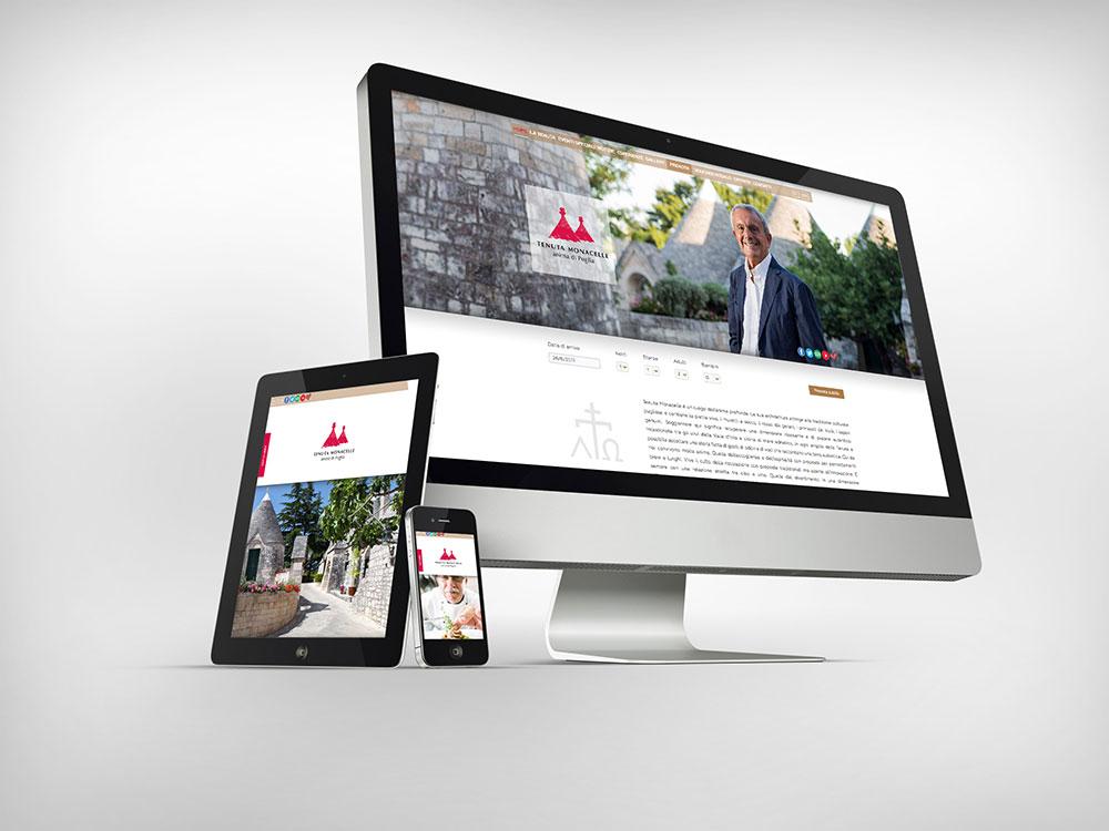 Tenuta Monacelle website ricevimenti