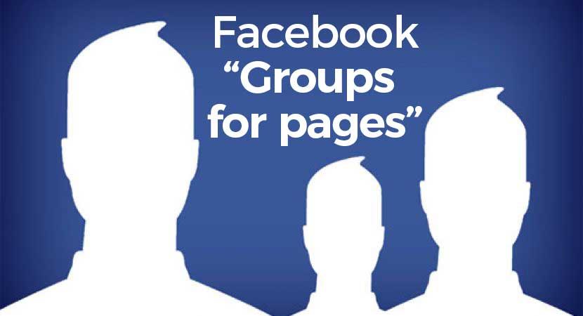 novità facebook groups for pages