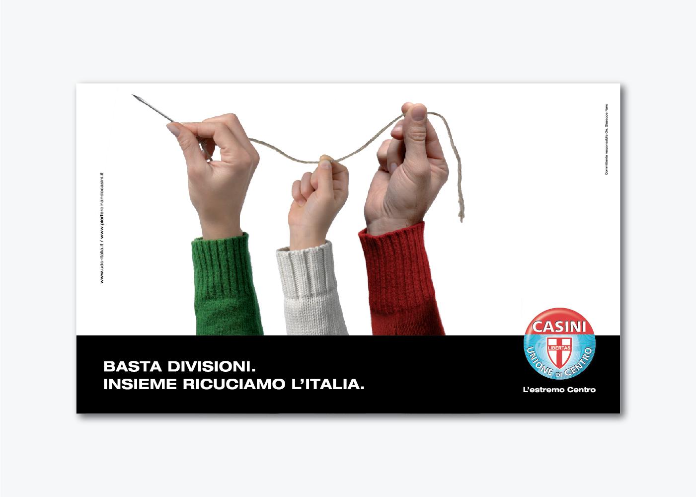 Elezioni regionali UDC pubblicita