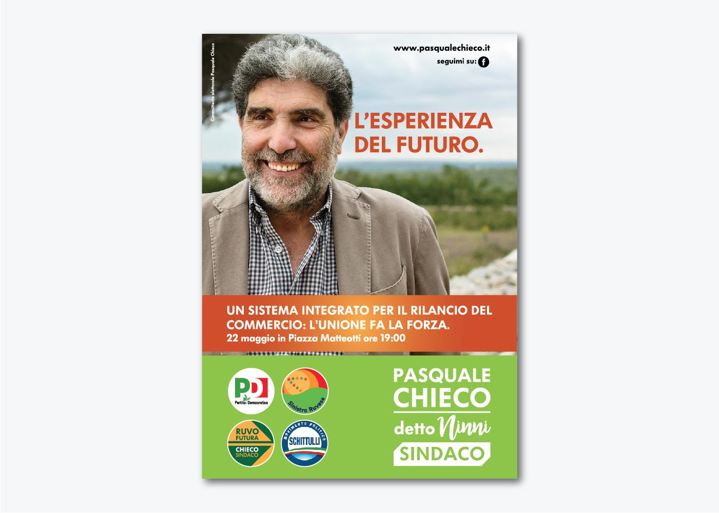 Elezioni amministrative comune di Ruvo di Puglia