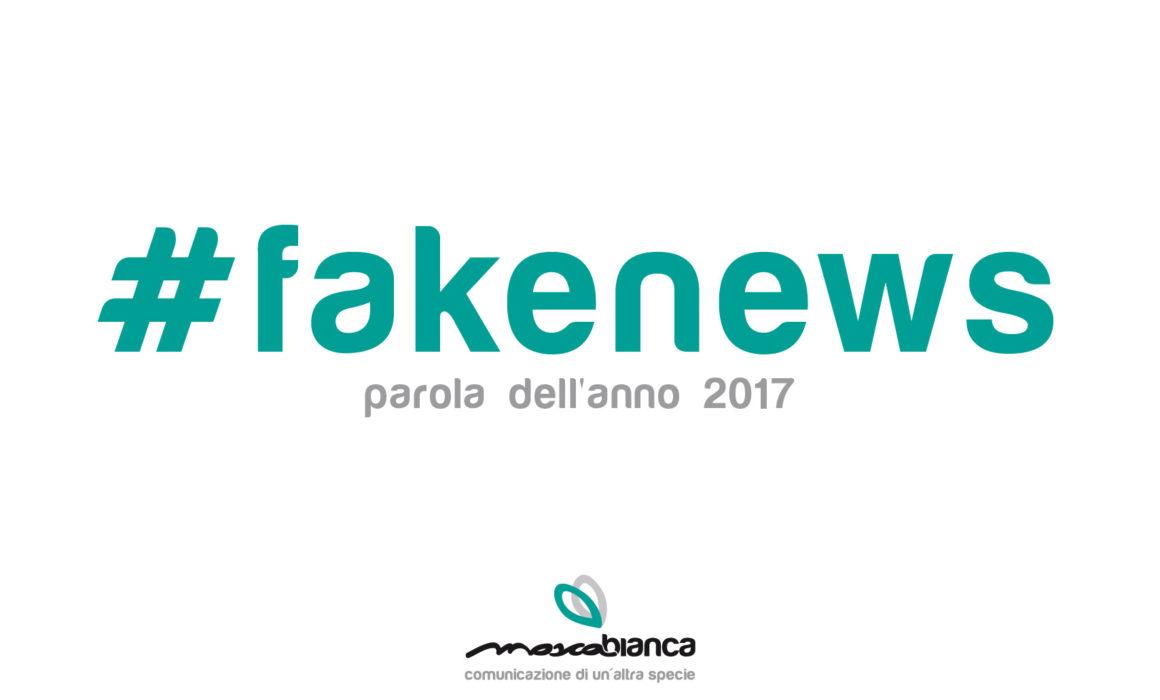 Fake news parola dell'anno 2017