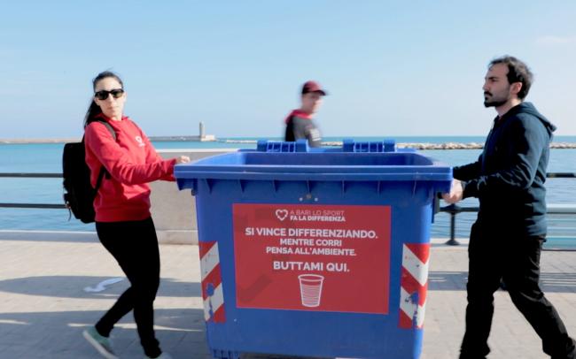 informatori ambientali porta a porta